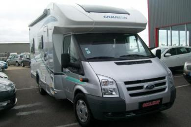 CHAUSSON  FLASH FORD TRANSIT 140